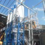 Fabrication, Supply & Erection of Aggregate Silos for Amiantit Oman at Ruysal