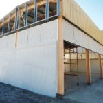 Cargo Shed for Khasab Airport