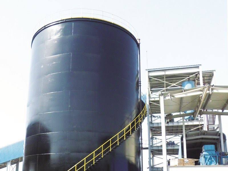 Construction of 2500m3 Capacity Molasses Storage Tank to Ferro Chrome Plant at Sohar Free Zone