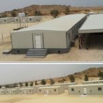 Construction of Accommodation & Site Office for Sezad Engineers at Dqum