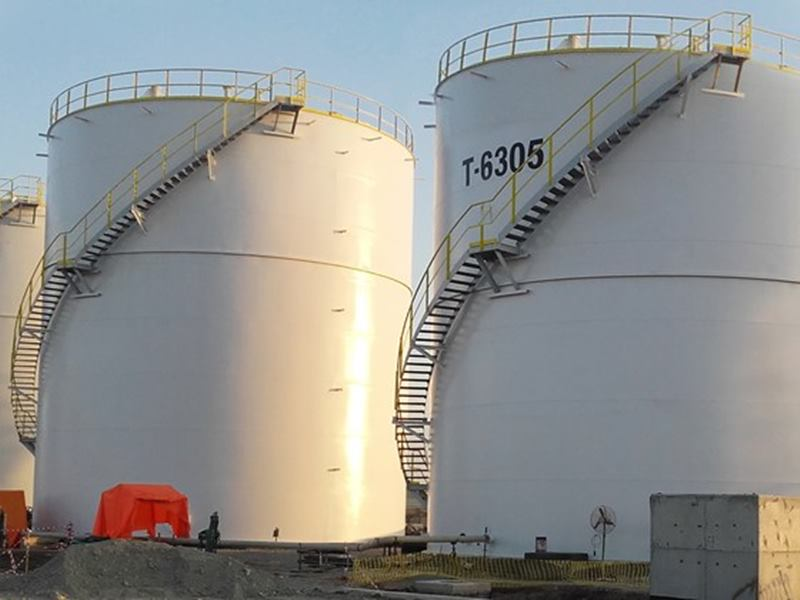 Construction of Bulk tanks for Expansion of Tanker Truck Loading Facility At ORPIC, Sohar