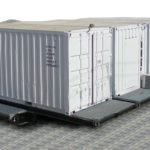 Construction of Containerized Cabins for Rig sites