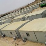 Construction of Modular cabins for Accommodation, Mosque & Recreation for Sezad Engineers at Duqm