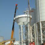 Erection of Silos at Sohar Port