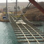 Fabrication & Erection of Deck Girders for Hanging Bridge