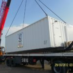 Fabrication & Supply of Containrized cabins for Rig site