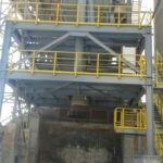 Fabrication & erection of Steel structures for cement plant