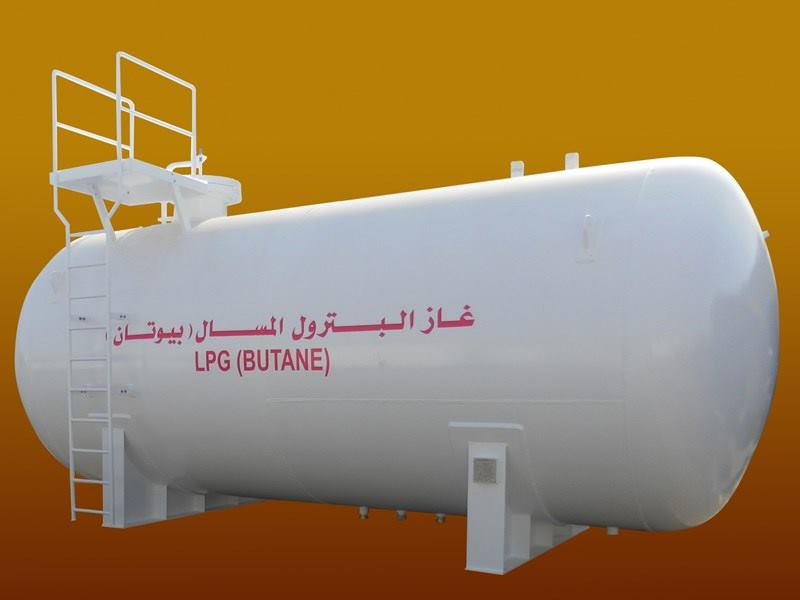 Fabrication & supply of Gas Tank for Royal Court Affairs