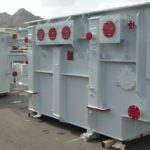 Fabrication & supply of Power transformer tanks