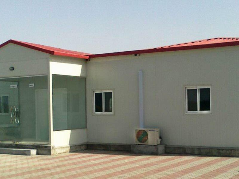 Modular Farm House