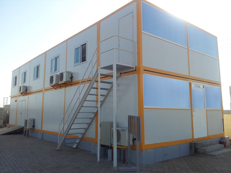 Modular Multi storey Office cabins