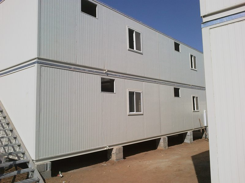 Multi Storey Modular Accommodation