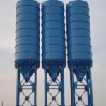 Supply & erection of cement silos