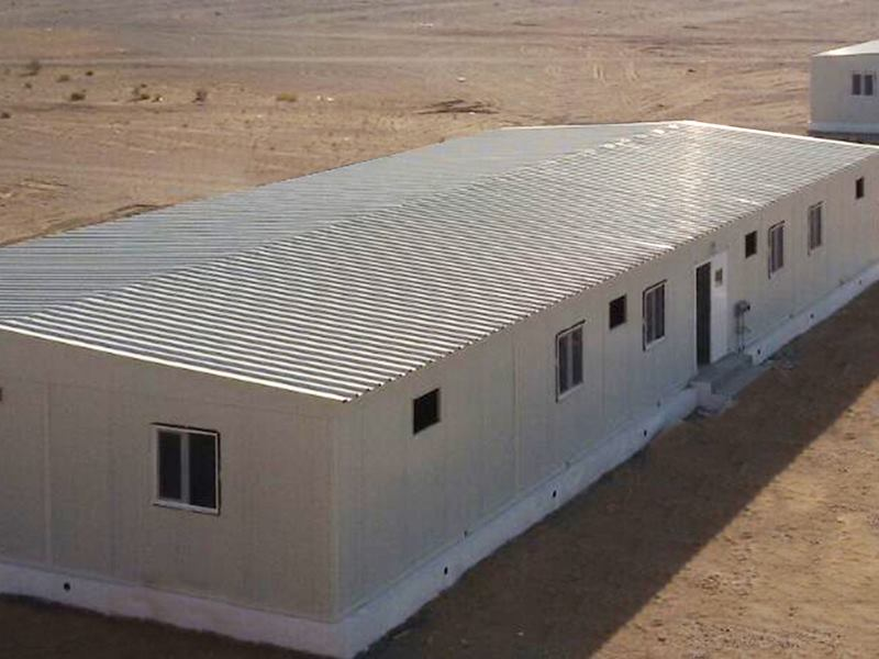 Supply of Modular Accommodation & Recreation for DRC at Ibri